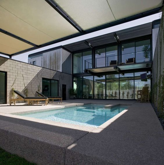 Sosnowski Residence by Chen + Suchart Studio LLC, Tempe, Ariz., United States