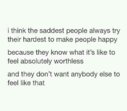 I feel so stupid and worthless sometimes?