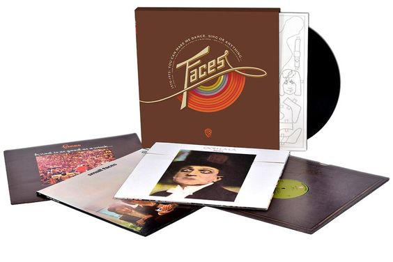 Faces 1970 1975 You Can Make Me Dance Sing Or Anything With Images Dance Sing Lp Box Boxset