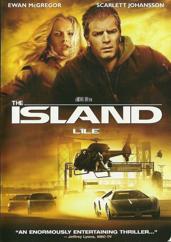 R.I.P. December 10, 1957 - September 3, 2012 Michael Clarke Duncan - The Island