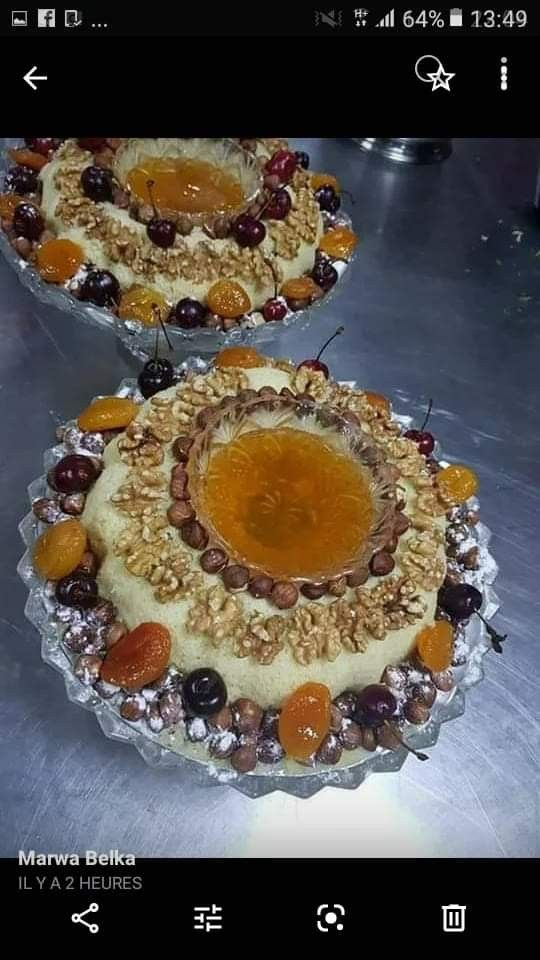 Pin By Sarah Hai On تزين طعام Food Decoration Food Desserts