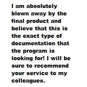 Personal statement for medicine
