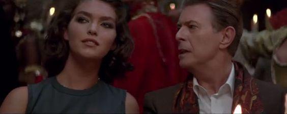 David Bowie égérie de la pub Louis Vuitton