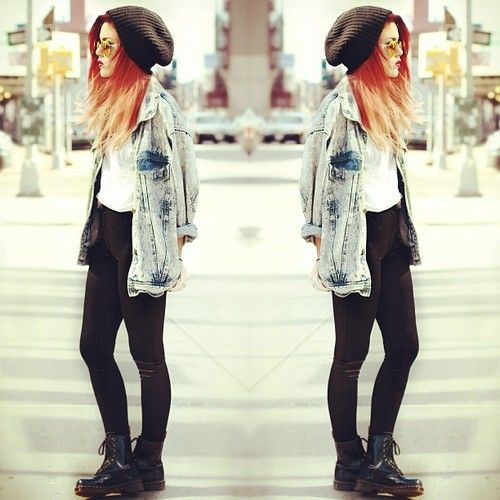 Indie Tumblr Pesquisa Google I 39 M Here Pinterest Winter Fashion Grunge Fashion And Doc