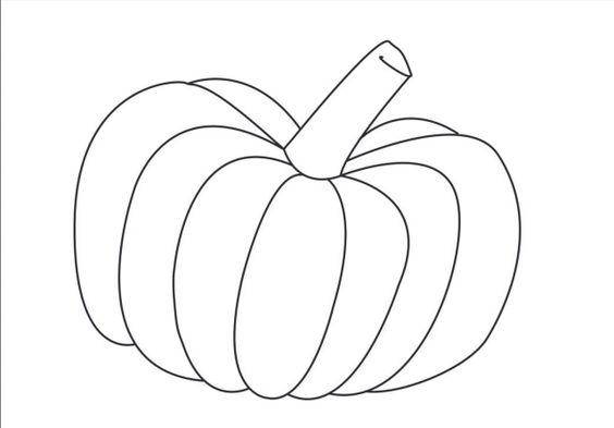 basteln herbst halloween k rbis vorlage drucken pinterest. Black Bedroom Furniture Sets. Home Design Ideas