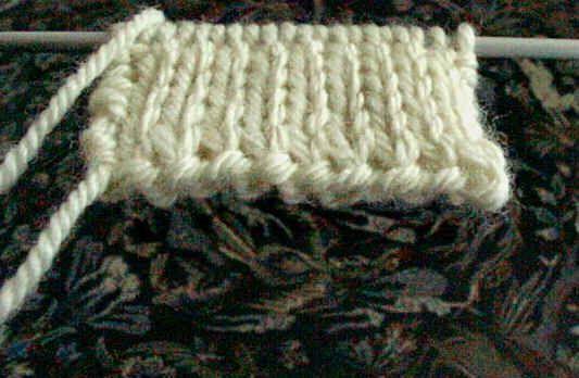 Encyclop die des diff rents points de tricot tricot - Differents points de tricot ...