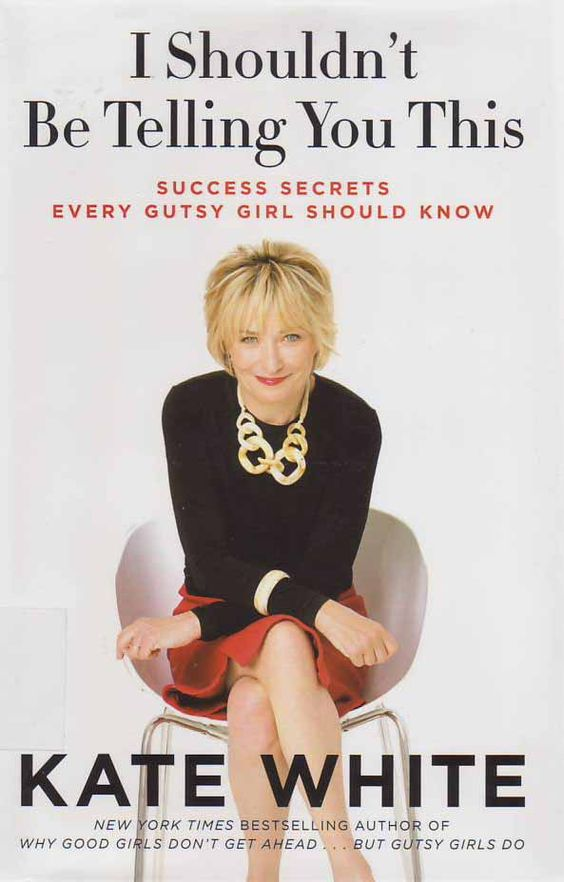 Whether you've just settled into your first work cubicle or have no clue how to go after the success you crave, this book gives you all the secrets you need to become a success, go big with it and then savor every second.  It is jam packed with insider strategies, and Kate's advice from her own career running five major magazines.  She shows you how to break out of the pack, master the learning curve, make bold moves and ultimately, have the career you've always lusted for.