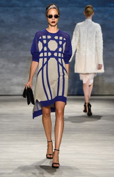 Bibhu Mohapatra Spring 2015Collection