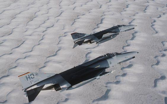 F4 Phantom Flight