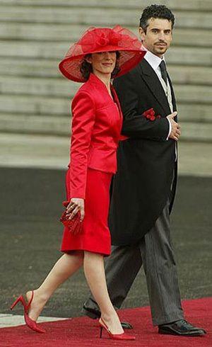 Erika Ortiz Rocasolano, May 22, 2004 | Royal Hats