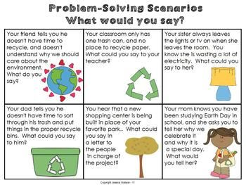 Esl problem solving activities