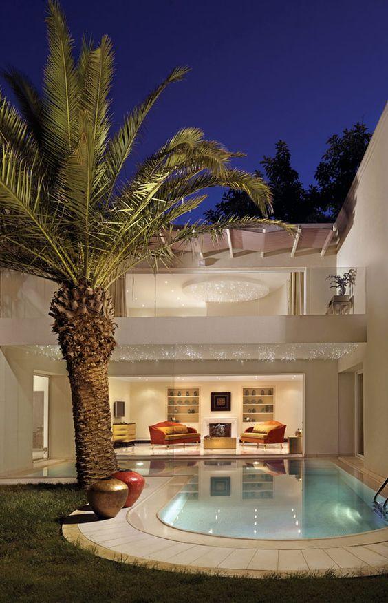 Villa in Private Peninsula in Crete, Out of the Blue Capsis Elite Resort.