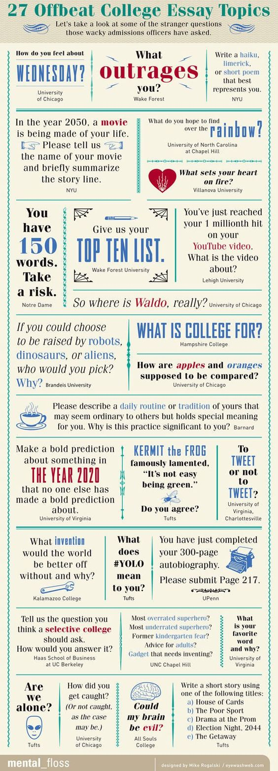 interview essay topics and fonts on pinterest  offbeat college essay topics