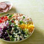 Chopped Greek Salad Recipe | MyRecipes.com