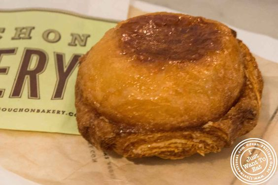 Kouign Amman from Bouchon Bakery in NYC, New York
