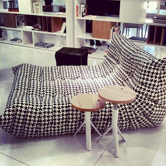 Ligne Roset® Togo Lounge. | FOR THE HOME | Pinterest | Ligne roset ...