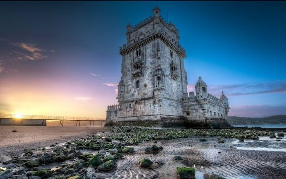 Photo fetiche: A Torre de Belém / Lisbon Belem Tower