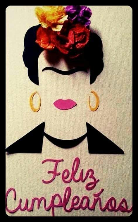 ¡Feliz cumpleaños Frida!