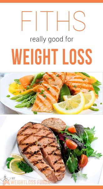 Is Fish really good for weight loss? : #nutrition