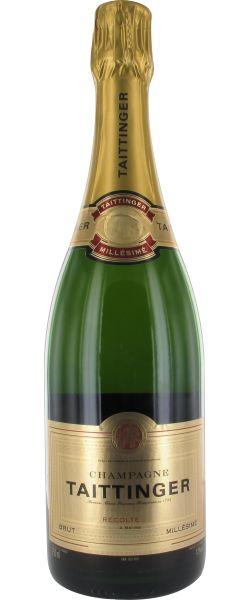 Taittinger 2004 Brut Millésimé - 15/20 : Un champagne aérien, de demi-corps, de bonne longueur à la belle finale fumée, bien dans le style épuré de la maison.  En savoir plus : http://avis-vin.lefigaro.fr/vins-champagne/champagne/champagne/d9858-taittinger/v9861-taittinger-brut-millesime/vin-blanc/2004#ixzz3OsmyqfLJ