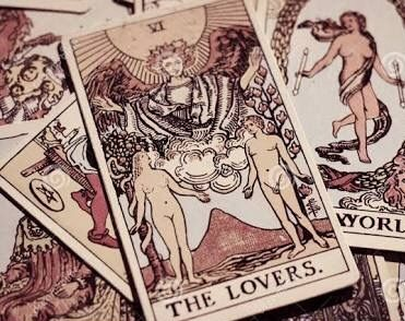 Resultado de imagen para aesthetics cartas tarot