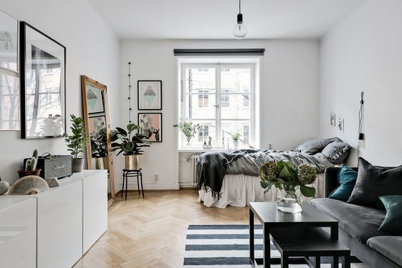 44 Affordable Apartment Decorating Ideas Small Apartment