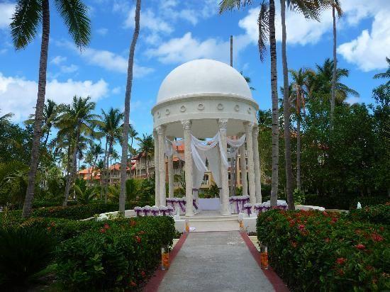 Majestic Elegance Punta Cana Wedding gazebo Majestic Elegance