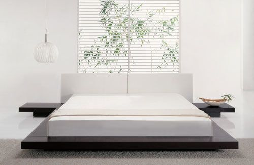 Japanese Style Platform Bed With Images Platform Bed Designs Japanese Style Bedroom
