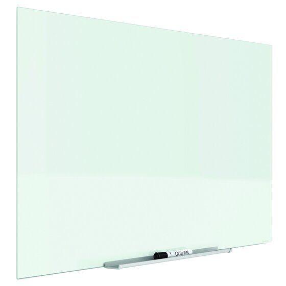 Quartet Invisamount Magnetic Glass Dry Erase Boards Glass Boards Quartet Glass Dry Erase Glass Dry Erase Board Glass Board