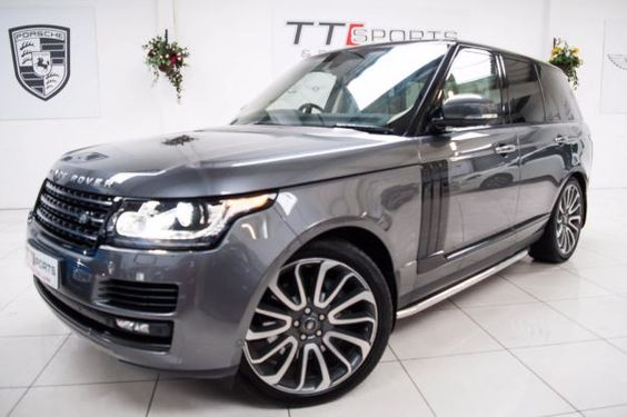 Used Land Rover RANGE ROVER For Sale In Derby Derbyshire