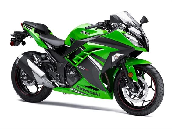 2014 Kawasaki Ninja 300. #Kawasaki #WoodsCycleCountry Kawasaki motorcycle