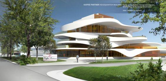 Kaffee Partner Headquarter Building