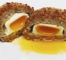 Recette - Scotch egg ou oeuf écossais - Notée 4/5 par les internautes