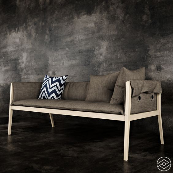 In Dress - Sofa on Behance