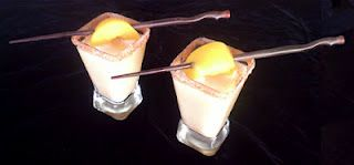 August is National Peach Month! Check out all my Favorite PEACH MARTINI RECIPES!  Click the photo for the Recipes & Free Recipe Cards at The Martini Diva Blog. Peachy!