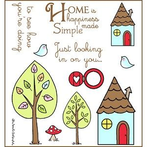 Craft Ideas to go with this sheet