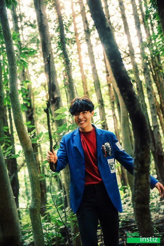 BTS Come back noviembre 30 :) 2015 J-HOPE ;)