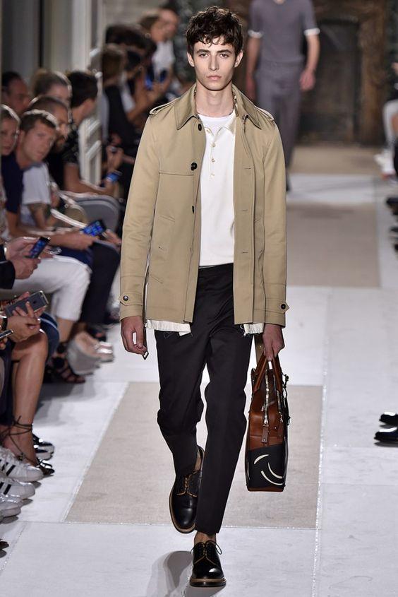 Valentino Paris Masculino- Verão 2017 junho/2016 foto: FOTOSITE