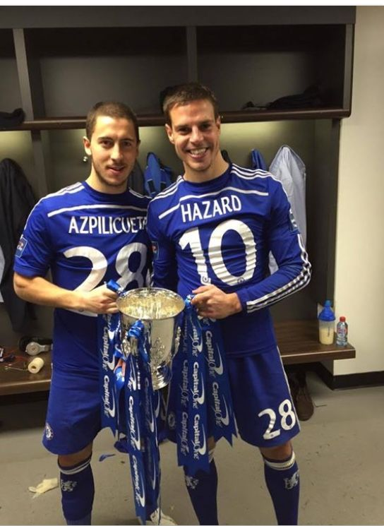 ¿Cuánto mide Eden Hazard? - Altura y peso - Real height and weight F5af957f8522a5431a53cbbf5e9addf4