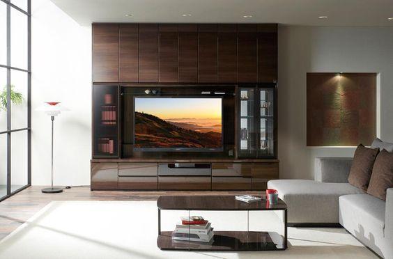 OV | 壁面収納・リビング | 家具メーカーのパモウナ