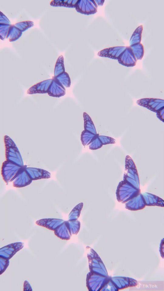 Follow Inxzz In 2020 Butterfly Wallpaper Iphone Purple Wallpaper Iphone Bling Wallpaper