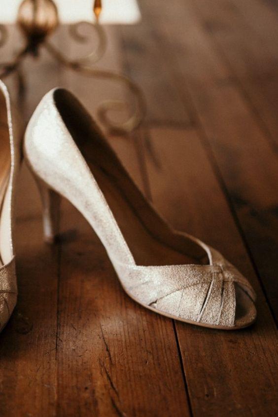 À quelles chaussures diras-tu ... oui je le veux 👠 1