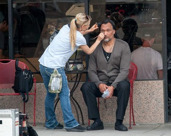 Jimmy Smits Photos - Scenes from the 'Sons of Anarchy' Set — Part 2 - Zimbio