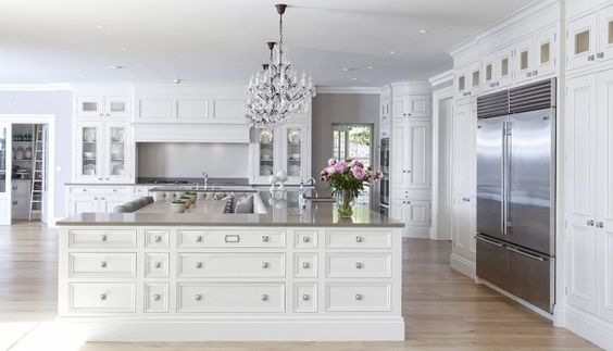 Is This the Most Luxurious Kitchen You\u0027ve Ever Seen? Banquettes