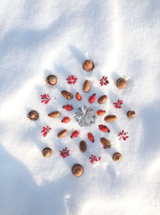 játék a hóban gyerekeknek