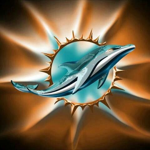 New symbol looks cool here!) Miami Dolphins