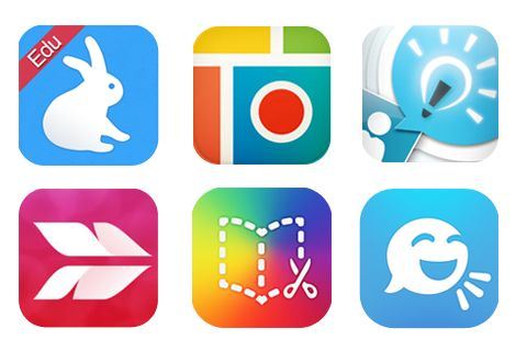 Seesaw is compatible with many popular education apps