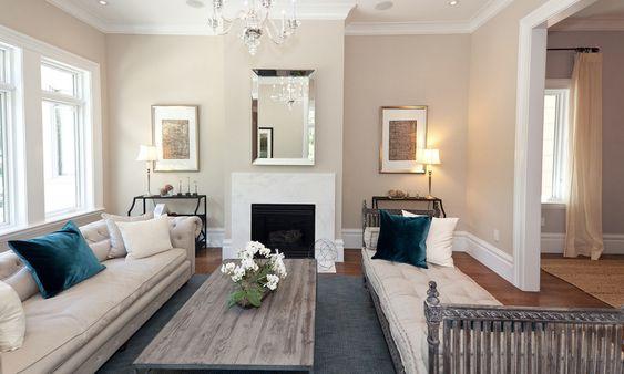 Colour scheme lounge room House Pinterest Room, Benjamin - möbel boss wohnzimmer