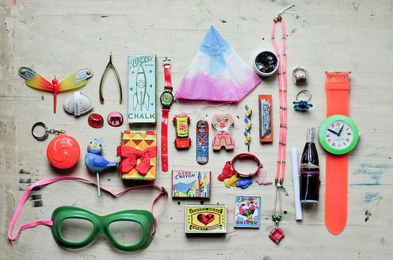 the goods by girlhula, via Flickr