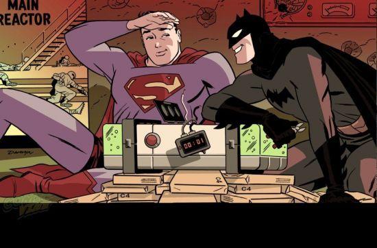 A DC revela todas as capas variantes de Darwyn Cooke para dezembro - Galerias - Herói